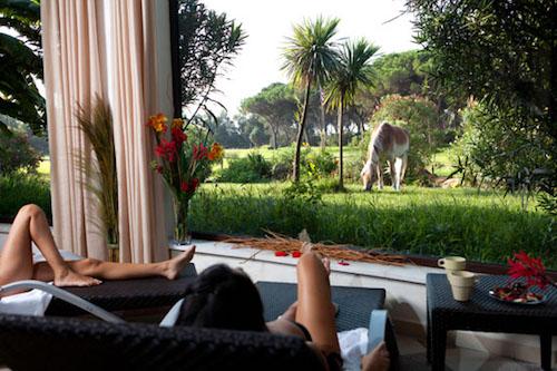 A Horse Country Resort Di Arborea Il Programma Remise En Forme Unisce Attivita Equestre E Trattamenti Estetici Luoghi Della Salute