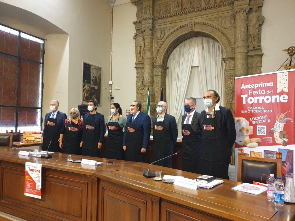 Presentato Il Programma Anteprima Della Festa Del Torrone Luoghi Della Salute